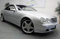 2002 MERCEDES-BENZ CL 5.0 CL 500 2d AUTO 302 BHP £3990.00