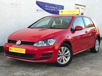 2013 VOLKSWAGEN GOLF 1.4 SE TSI BLUEMOTION TECHNOLOGY 5d 120 BHP £8995.00