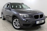 USED 2013 63 BMW X1 2.0 XDRIVE20D SPORT 5DR 181 BHP Full Service History  FULL BMW SERVICE HISTORY + PARKING SENSOR + BLUETOOTH + CRUISE CONTROL + MULTI FUNCTION WHEEL + CLIMATE CONTROL + 17 INCH ALLOY WHEELS