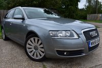 USED 2008 58 AUDI A6 2.0 AVANT TDI LIMITED EDITION 5d 140 BHP