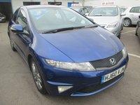 2010 HONDA CIVIC 1.8 I-VTEC SI 5d 138 BHP £5495.00