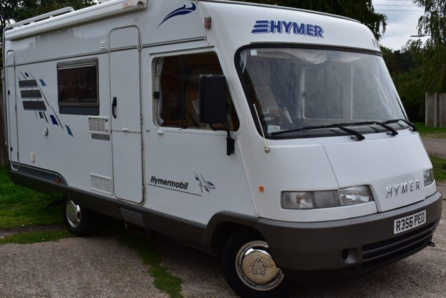 View our FIAT HYMER