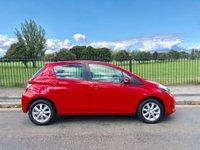 2013 TOYOTA YARIS 1.3 VVT-I TR 5d 98 BHP £5995.00