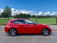 2012 BMW 1 SERIES 1.6 116I SPORT 5d 135 BHP £8795.00