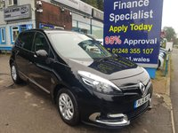 USED 2015 15 RENAULT SCENIC 1.5 DYNAMIQUE TOMTOM ENERGY DCI S/S 5d 110 BHP, only 10000 miles, 1 Owner ***GREAT FINANCE DEALS AVAILABLE***