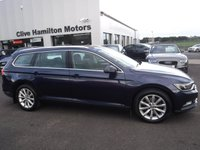 USED 2016 16 VOLKSWAGEN PASSAT 1.6 SE TDI BLUEMOTION TECHNOLOGY 5d 119 BHP