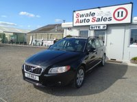 USED 2008 58 VOLVO V70 2.4 D SE AUTO 163 BHP £30 PER WEEK NO DEPOSIT - SEE FINANCE LINK BELOW