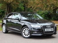 USED 2013 63 AUDI A3 1.4 TFSI SE 3d 121 BHP £170 PCM With £999 Deposit