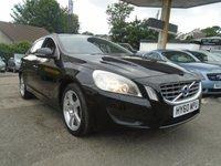 USED 2011 60 VOLVO V60 2.0 D3 SE 5d AUTO 161 BHP