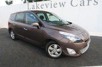 USED 2011 61 RENAULT SCENIC 1.5 DYNAMIQUE TOMTOM DCI 5d 110 BHP