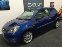USED 2008 08 FORD FIESTA 1.6 TDCI SPORTS VAN 1d 89 BHP