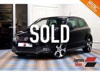 2014 VOLKSWAGEN POLO 1.4 GTI DSG 3d AUTO 177 BHP £10985.00