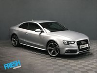 USED 2015 64 AUDI A5 2.0 TDI S LINE BLACK EDITION * 0% Deposit Finance Available