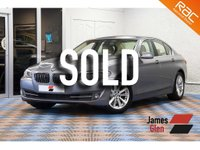 2010 BMW 5 SERIES 2.0 520D SE 4d 181 BHP £7985.00
