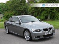 2009 BMW 3 SERIES 2.0 320I M SPORT 2d 168 BHP £6795.00
