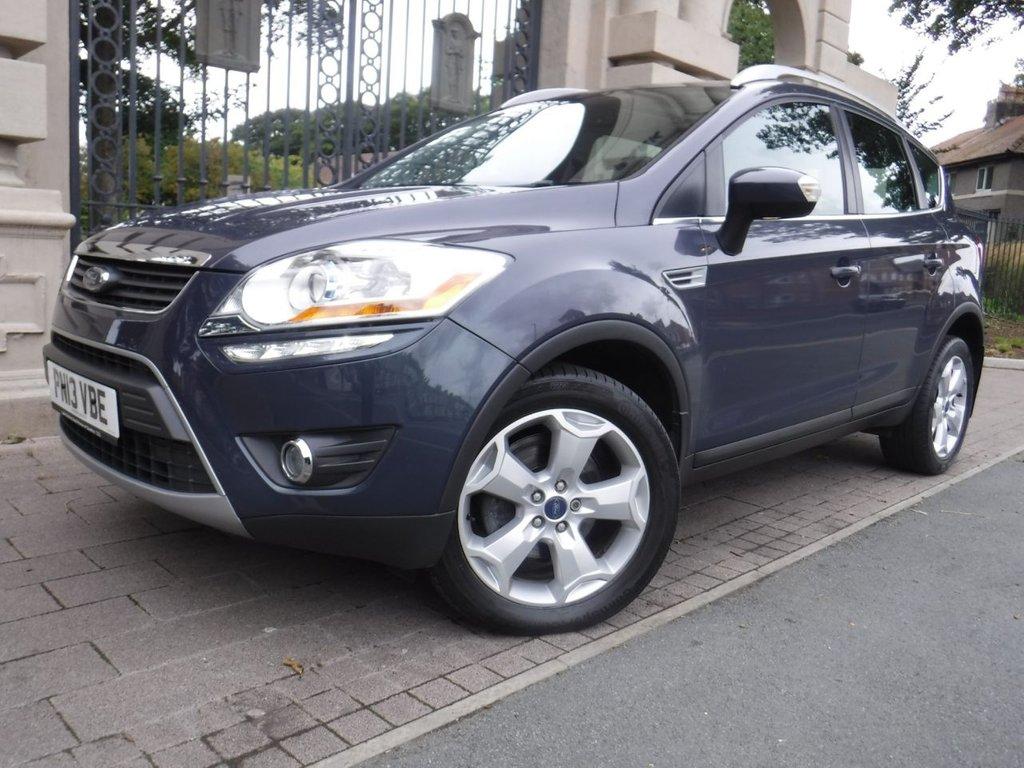 2013 Ford Kuga Titanium X Tdci 163 10 895