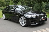 2015 BMW 5 SERIES 2.0 520D M SPORT 4d AUTO 188 BHP £18350.00