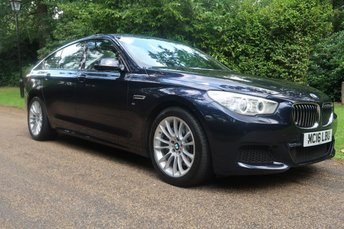 View our BMW 5 SERIES GRAN TURISMO