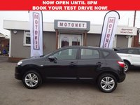USED 2011 11 NISSAN QASHQAI 1.6 ACENTA 5DR   117 BHP +++SEPTEMBER SALE NOW ON+++