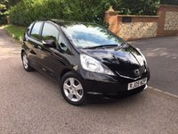 2009 HONDA JAZZ 1.3 I-VTEC ES 5d 98 BHP PLEASE CALL TO VIEW £4450.00