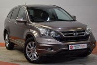 2011 HONDA CR-V 2.2 I-DTEC EX AUTO - Top of the Range - Hi Spec - Finance Available  £9745.00