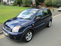 2010 FORD FUSION 1.6 ZETEC 5d AUTO 100 BHP £3999.00