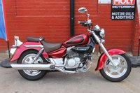 USED 2018 18 HYOSUNG GV 125 AQUILA *Low Mileage, Long Warranty, 1 Owner* Low mileage, Finance Available, Free UK Delivery