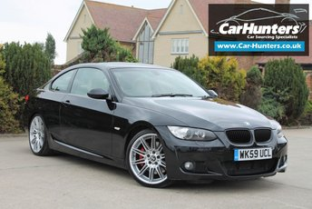 2009 BMW 3 SERIES 3.0 330D M SPORT HIGHLINE 2d AUTO 242 BHP £8995.00