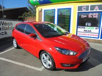 USED 2017 17 FORD FOCUS 1.0 ZETEC EDITION 5d 124 BHP **JUST ARRIVED ..ONE OWNER..ONLY 11,000 MILES FROM NEW..SAT NAV **