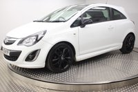 2013 VAUXHALL CORSA 1.2 LIMITED EDITION 3d 83 BHP
