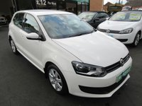 USED 2010 60 VOLKSWAGEN POLO 1.4 SE 5d 85 BHP ** 01543 379066 ** JUST ARRIVED ** FULL SERVICE HISTORY **