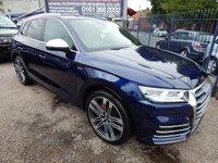 2018 AUDI Q5 3.0 SQ5 TFSI QUATTRO 5d AUTO 349 BHP £50995.00