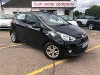 USED 2015 64 HYUNDAI I10 1.0 SE 5 door