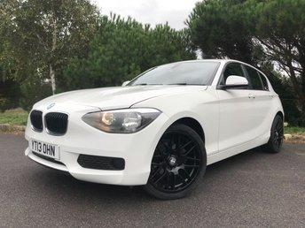 2013 BMW 1 SERIES 2.0 116D ES 5d 114 BHP £6750.00