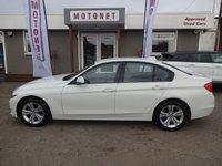 2014 BMW 3 SERIES 2.0 318D SPORT 4DR SALOON DIESEL 141 BHP+++£30 ROAD TAX+++ £9880.00