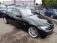 2006 BMW 3 SERIES 3.0 330I M SPORT 4d 255 BHP £3695.00