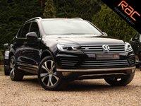USED 2015 65 VOLKSWAGEN TOUAREG 3.0 V6 R-LINE TDI BLUEMOTION TECHNOLOGY 5d AUTO 259 BHP