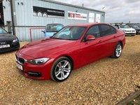 2013 BMW 3 SERIES 1.6 316I SPORT 4d 135 BHP £9990.00