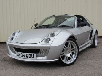 View our SMART ROADSTER