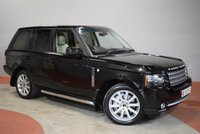 USED 2012 LAND ROVER RANGE ROVER WESTMINSTER TDV8