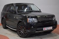 USED 2010 LAND ROVER RANGE ROVER SPORT HSE TDV6