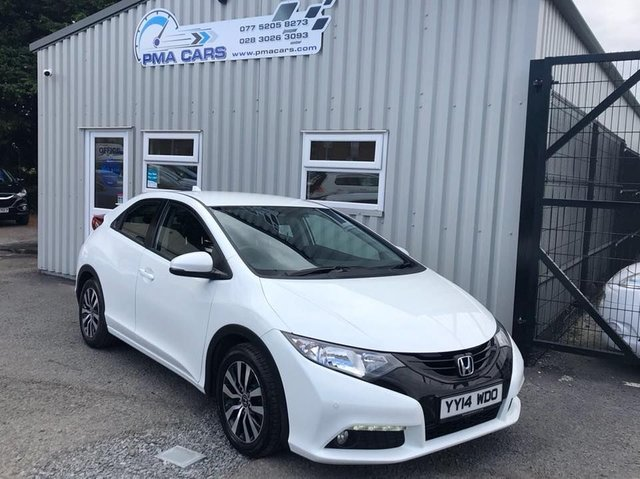 2014 14 HONDA CIVIC 1.6 I-DTEC SE PLUS-T 5d 118 BHP