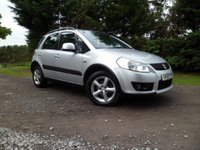 USED 2009 59 SUZUKI SX4 1.6 DDIS 5d 90 BHP EXCELLENT CONDITION. RARE DIESEL VERSION. 50 MPG. AIR CON. EXCELLENT FAMILY TRANSPORT