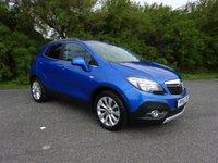 2015 VAUXHALL MOKKA 1.4 SE AUTOMATIC 138 BHP, 1 OWNER EX MOTABILITY, FULL HISTORY £10395.00