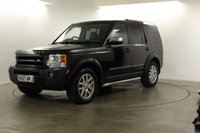 USED 2007 57 LAND ROVER DISCOVERY 2.7 3 TDV6 XS 5d AUTO 188 BHP