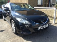 2012 MAZDA 6 2.2 D BUSINESS LINE 5d DIESEL BLACK MANUAL £4690.00