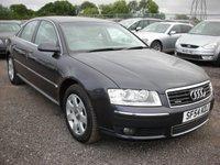 2004 AUDI A8 3.0 TDI QUATTRO 4d AUTO 229 BHP £SOLD