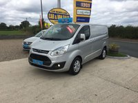 2015 FORD TRANSIT CUSTOM  LIMITED 290 125 BHP 2.2 **ONE OWNER**FFSH**ONLY 46K** £SOLD