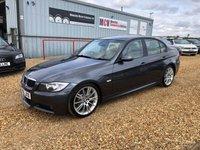 2006 BMW 3 SERIES 3.0 330D M SPORT 4d 228 BHP £4990.00