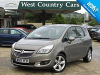 USED 2015 15 VAUXHALL MERIVA 1.4 TECH LINE 5d 99 BHP This Meriva Has Had One Owner From New And Has Full Vauxhall Service History.